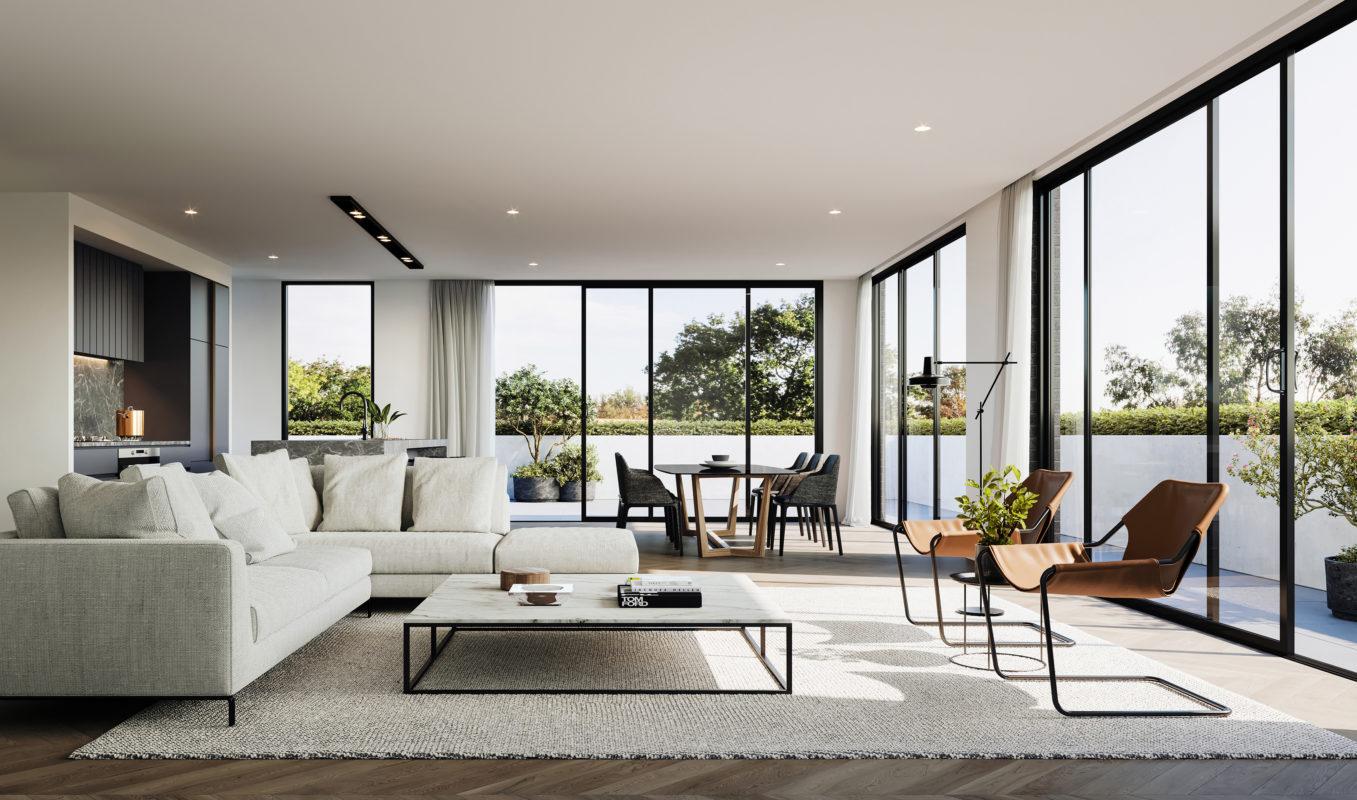 Wattletree Living Area